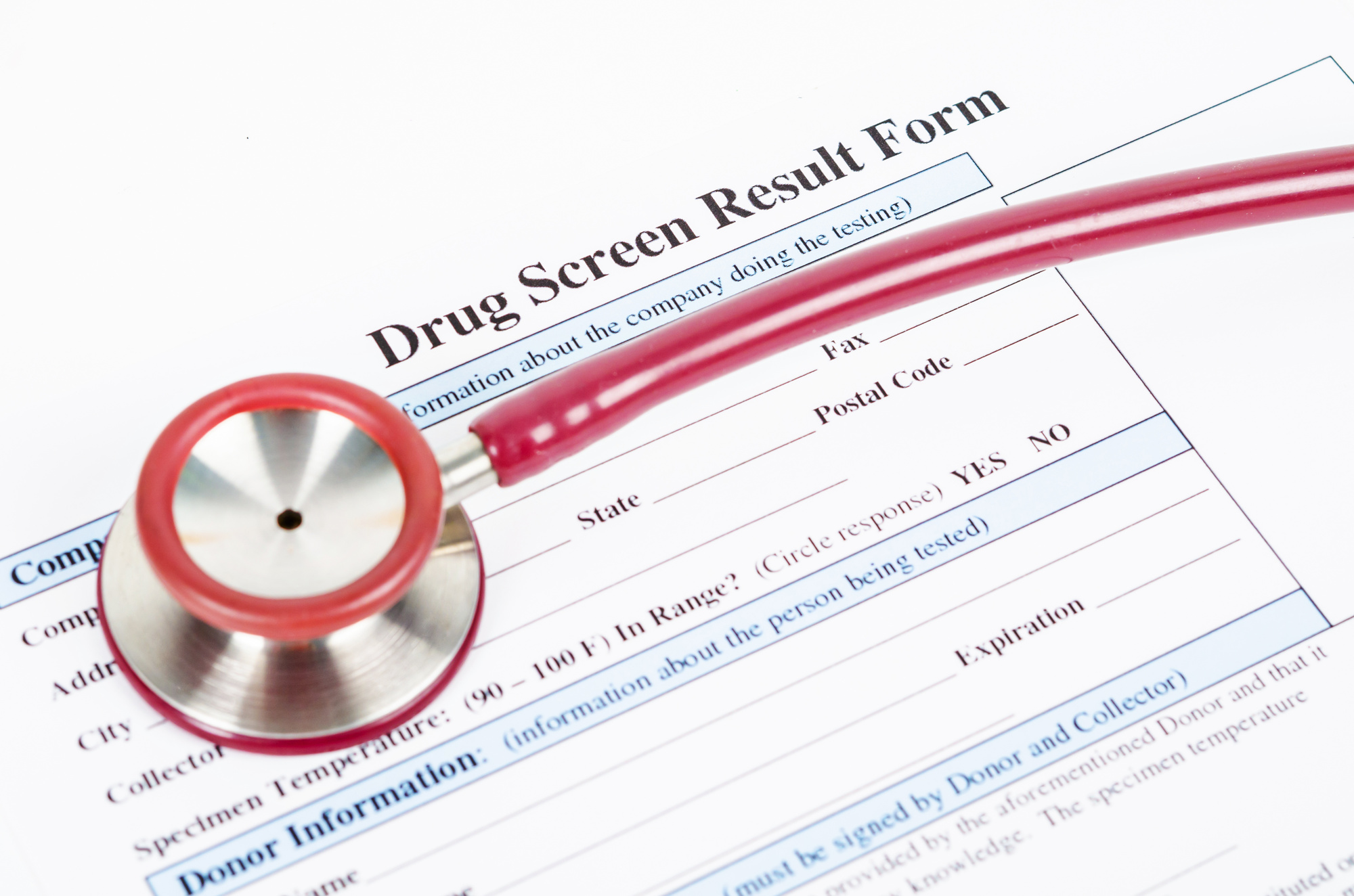 Faint Lines: Why Your Employees Are Failing Drug Tests | The